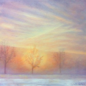 On A Winter Morn